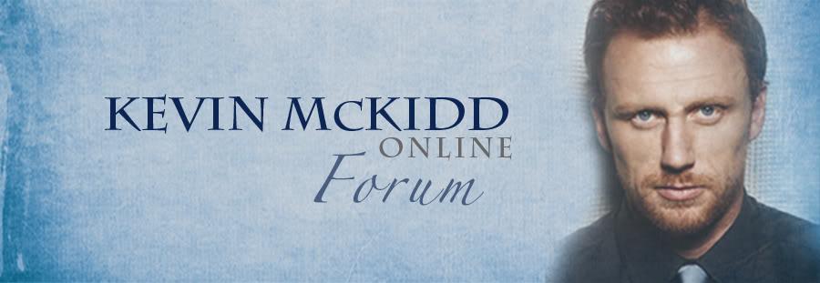 Kevin McKidd Online
